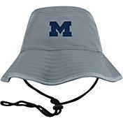 Top of the World Men's Michigan Wolverines Grey Bucket Hat