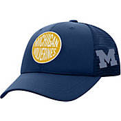 Top of the World Youth Michigan Wolverines Blue Ace Adjustable Hat