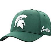 Top of the World Men's Michigan State Spartans Green Phenom 1Fit Flex Hat
