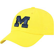Top of the World Men's Michigan Wolverines Maize Staple Adjustable Hat