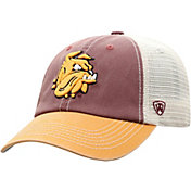 Top of the World Men's Minnesota-Duluth  Bulldogs Maroon/White Off Road Adjustable Hat