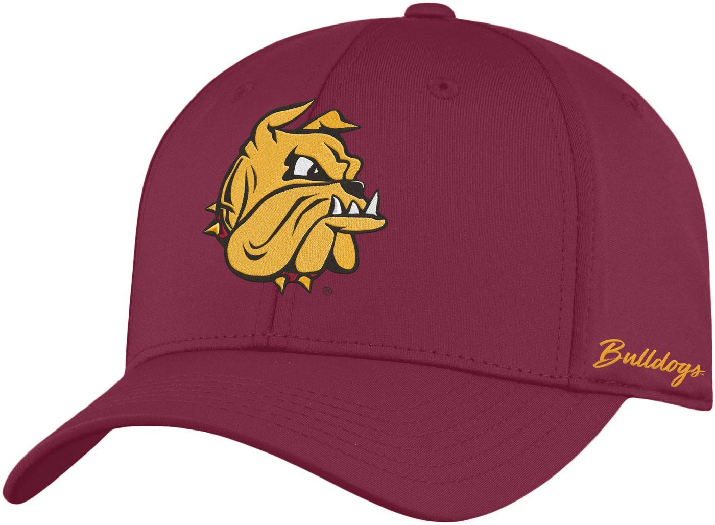 Top of the World Men's Minnesota-Duluth  Bulldogs Maroon Phenom 1Fit Flex Hat