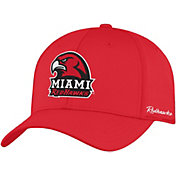 Top of the World Men's Miami RedHawks Red Phenom 1Fit Flex Hat