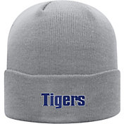 Top of the World Men's Memphis Tigers Grey Cuff Knit Beanie