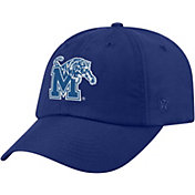 Top of the World Men's Memphis Tigers Blue Staple Adjustable Hat