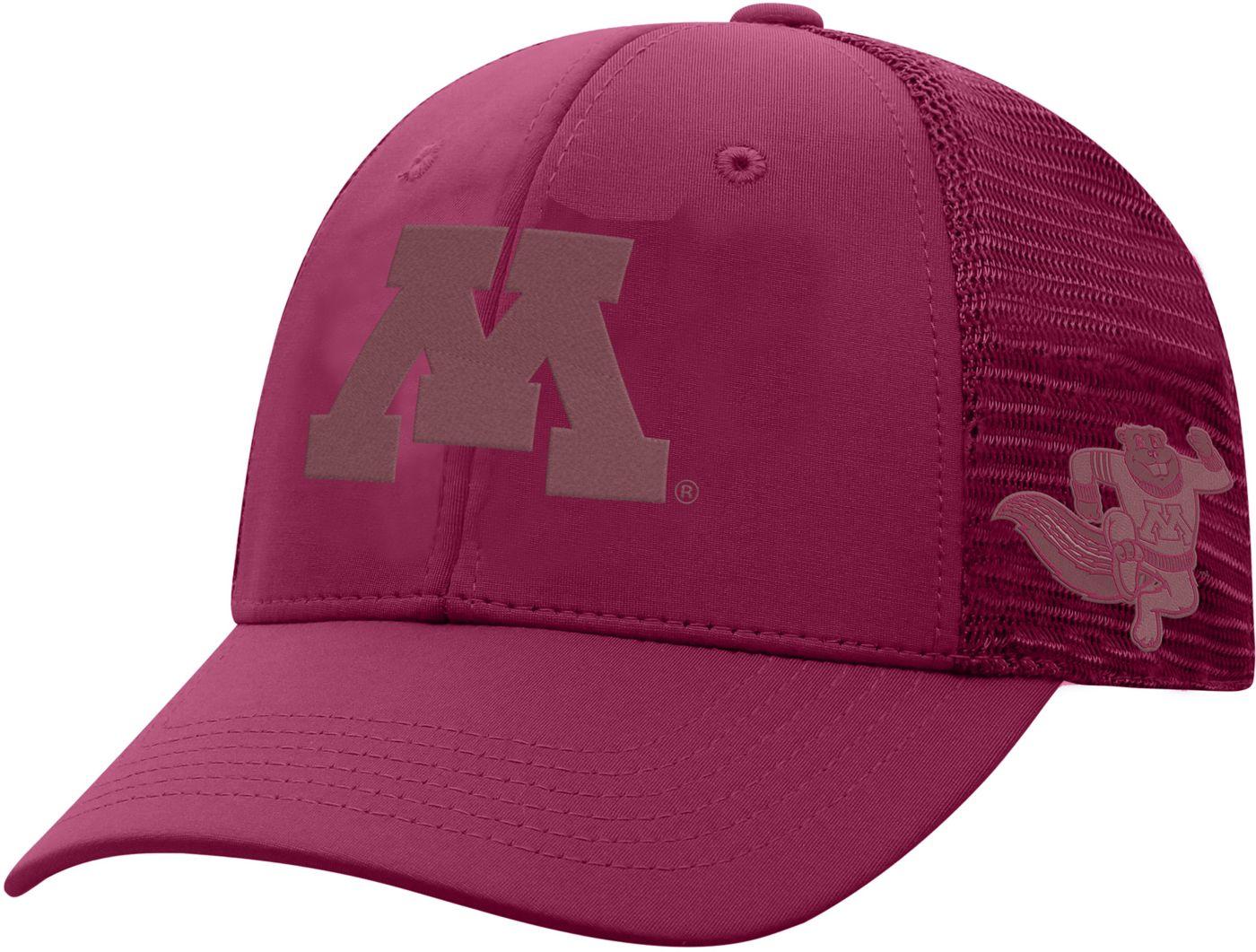 Top of the World Men's Minnesota Golden Gophers Maroon Dayblaster 1Fit Flex Hat