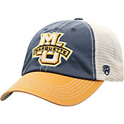 Top of the World Men's Marquette Golden Eagles Blue/White Off Road Adjustable Hat