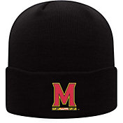 Top of the World Men's Maryland Terrapins Cuff Knit Black Beanie