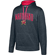 Top of the World Men's Maryland Terrapins Grey Foundation Hoodie