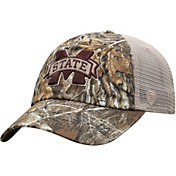 Top of the World Men's Mississippi State Bulldogs Camo Acorn Adjustable Hat
