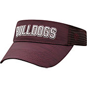 Top of the World Men's Mississippi State Bulldogs Maroon Intrude Visor