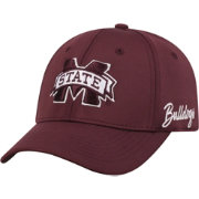 Top of the World Men's Mississippi State Bulldogs Maroon Phenom 1Fit Flex Hat