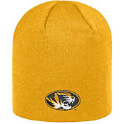 Top of the World Men's Missouri Tigers Gold Classic Knit Beanie