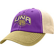 Top of the World Men's North Alabama  Lions Purple/White Off Road Adjustable Hat