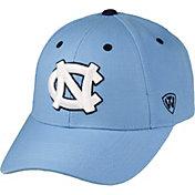 Top of the World Men's North Carolina Tar Heels Carolina Blue Triple Threat Adjustable Hat