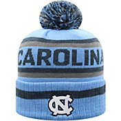 Top of the World Men's North Carolina Tar Heels Carolina Blue Buddy Cuffed Pom Knit Beanie