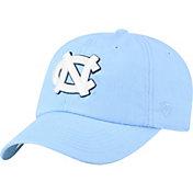 Top of the World Men's North Carolina Tar Heels Carolina Blue Staple Adjustable Hat