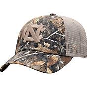 Top of the World Men's North Carolina Tar Heels Camo Acorn Adjustable Hat