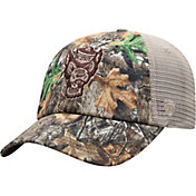 Top of the World Men's NC State Wolfpack Camo Acorn Adjustable Hat