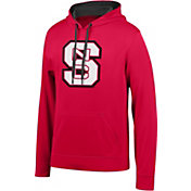 Top of the World Men's NC State Wolfpack Red Foundation Poly Hoodie