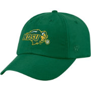 Top of the World Men's North Dakota State Bison Green Staple Adjustable Hat