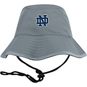 Top of the World Men's Notre Dame Fighting Irish Grey Bucket Hat