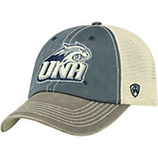 Top of the World Men's New Hampshire Wildcats Blue/White Off Road Adjustable Hat