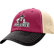Top of the World Men's New Mexico State Aggies Crimson/White Off Road Adjustable Hat