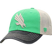 Top of the World Men's North Texas Mean Green Green/White Off Road Adjustable Hat
