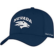 Top of the World Men's Nevada Wolf Pack Blue Phenom 1Fit Flex Hat