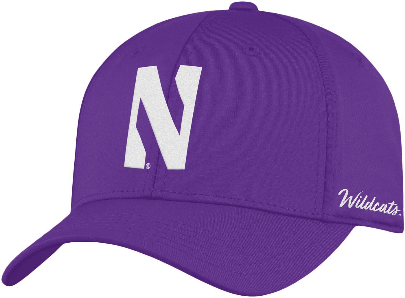 Top of the World Men's Northwestern Wildcats Purple Phenom 1Fit Flex Hat