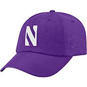 Top of the World Men's Northwestern Wildcats Purple Staple Adjustable Hat