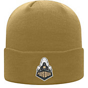 Top of the World Men's Purdue Boilermakers Old Gold Cuff Knit Beanie