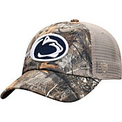Top of the World Men's Penn State Nittany Lions Camo Acorn Adjustable Hat