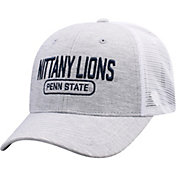 Top of the World Men's Penn State Nittany Lions Grey Notch Adjustable Snapback Hat
