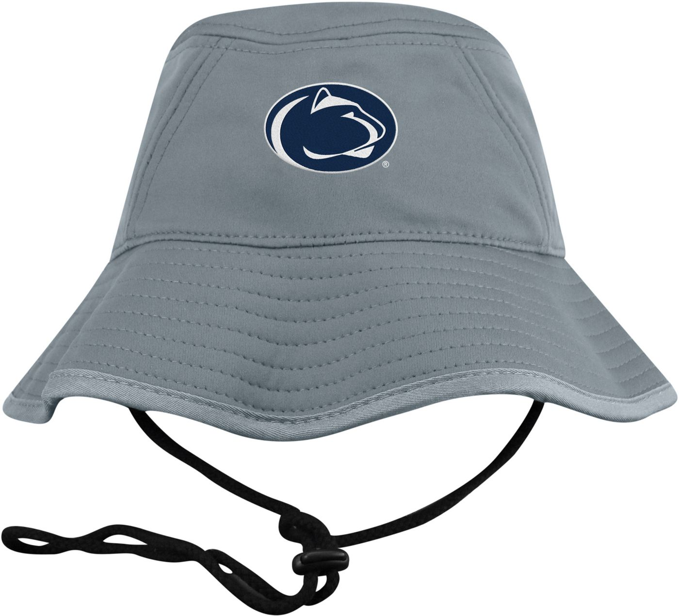 Top of the World Men's Penn State Nittany Lions Grey Bucket Hat