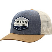 Top of the World Men's Penn State Nittany Lions Grey/Brown/White Wild Adjustable Hat