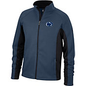 Spyder Men's Penn State Nittany Lions Blue Constant Full-Zip Fleece Jacket