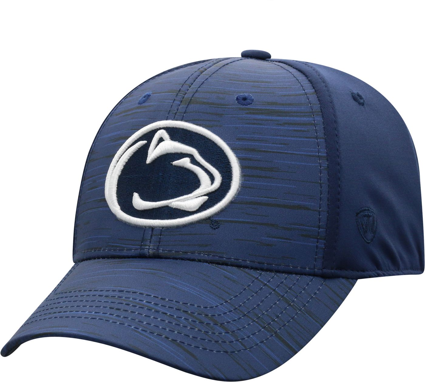 Top of the World Men's Penn State Nittany Lions Blue Intrude 1Fit Flex Hat