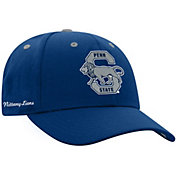 Top of the World Men's Penn State Nittany Lions Blue Retro Triple Threat Adjustable Hat