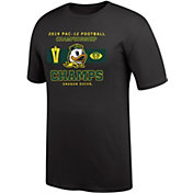 Top of the World Men's 2019 Pac-12 Football Champions Oregon Ducks Locker Room T-Shirt