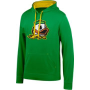 Top of the World Men's Oregon Ducks Green Foundation Poly Hoodie
