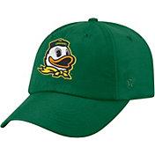 Top of the World Men's Oregon Ducks Green Staple Adjustable Hat