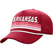 Top of the World Men's Arkansas Razorbacks Cardinal Wipeout Adjustable Snapback Hat