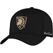 Top of the World Men's Army West Point Black Knights Phenom 1Fit Flex Black Hat