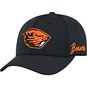 Top of the World Men's Oregon State Beavers Phenom 1Fit Flex Black Hat