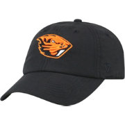 Top of the World Men's Oregon State Beavers Staple Adjustable Black Hat
