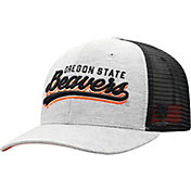 Top of the World Men's Oregon State Beavers Grey/Black Cutter Adjustable Hat