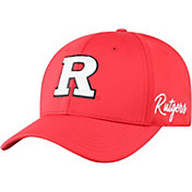 Top of the World Men's Rutgers Scarlet Knights Scarlet Phenom 1Fit Flex Hat