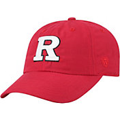 Top of the World Men's Rutgers Scarlet Knights Scarlet Staple Adjustable Hat